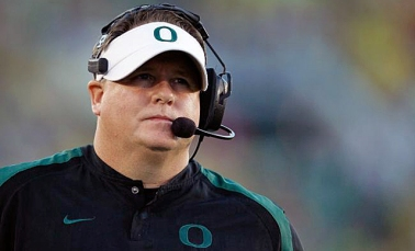 Oregon HC Chip Kelly